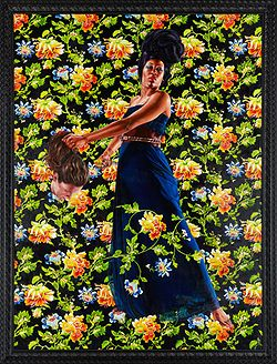 Kehinde Wiley, Judith and Holofernes.jpg