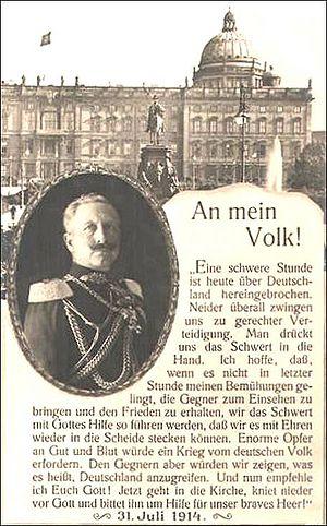 Wilhelm II. - An mein Volk.jpg